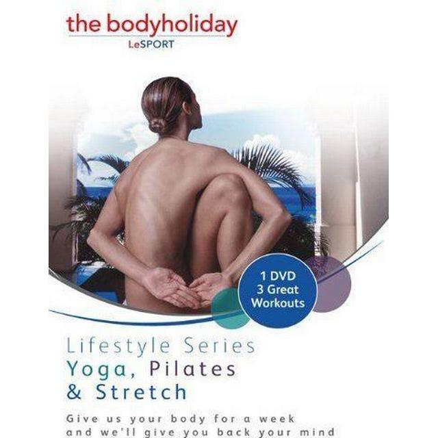 The Body Holiday - Lifestyle Series(Region 0) [DVD]